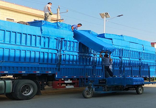 宜昌夷陵复合铝箔pef板规格密度标准