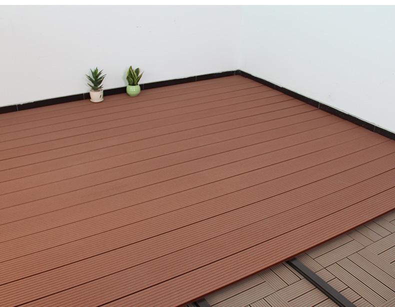 辽源市木塑地板厂家多少钱一米?