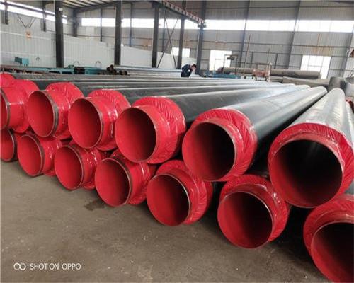 聚氨酯镀锌保温螺旋钢管保温效果
