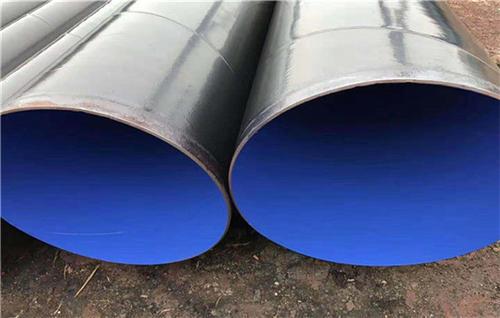 山西晋城天然气输送用3PE防腐无缝钢管价格