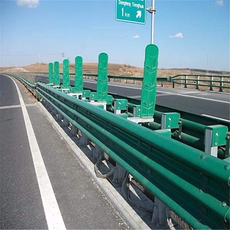 鄂州华容公路波形护栏板重量