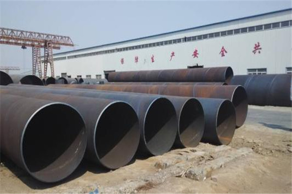 解析:D1420*10螺旋焊管供货价