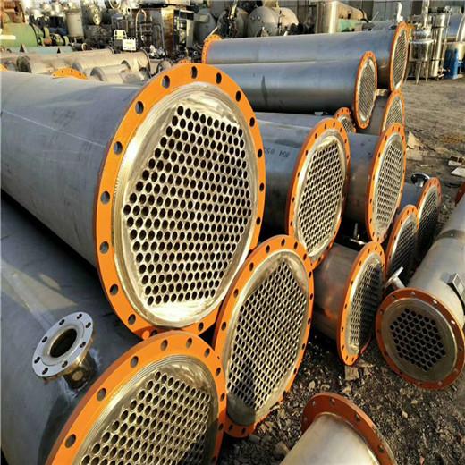 新乡卫滨二手河北二手不锈钢换热器回购150方