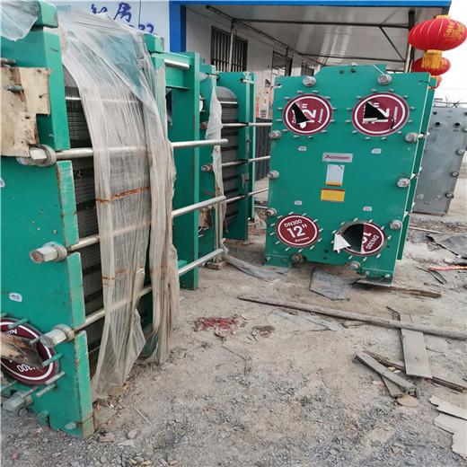 临沧二手各种型号二手不锈钢列管冷凝器报价140方