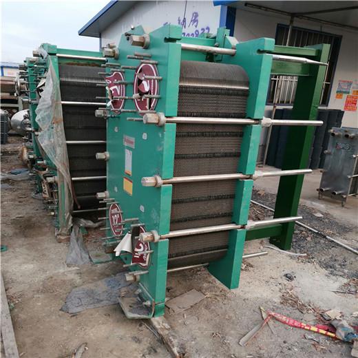 榆林府谷二手铜换热器和不锈钢换热器150方