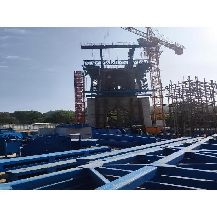 铜仁市挂篮三角托架 公路挂篮租赁一吨多少钱