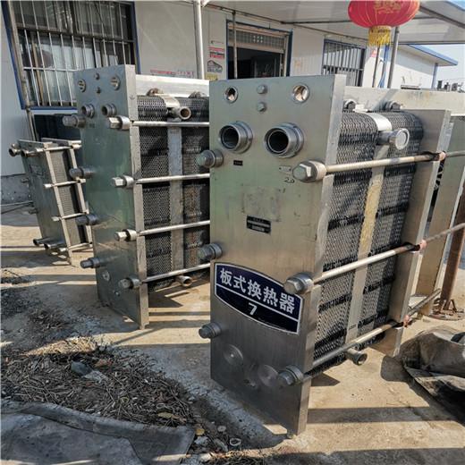 绵阳安县二手不锈钢列管冷凝器图片15方