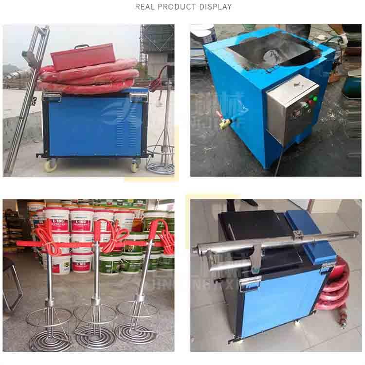 自治区沥青喷涂机非固化沥青加热器