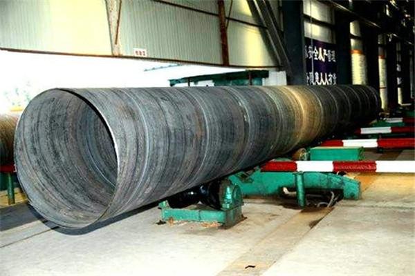 讲解:DN800埋弧焊螺旋钢管现货销售