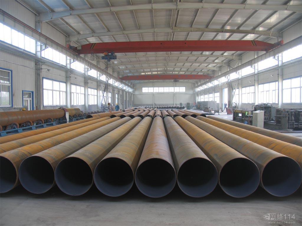 小区用双面埋弧焊螺旋钢管质优价廉
