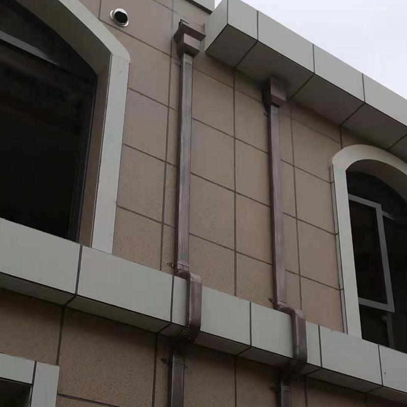 赤峰翁牛特旗别墅天沟安装便捷