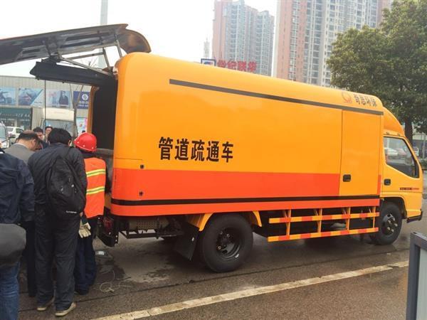 杭州桐庐市政污水管道清淤价格咨询-上海奇誉管道工程
