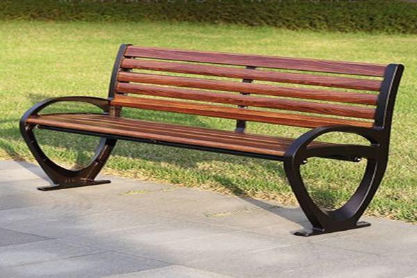 资兴公园露天椅厂家