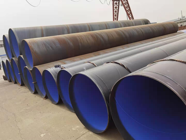 巴中巴州石油管道用3PE涂敷螺旋管价格咨询昆明大象
