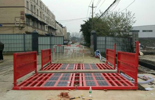 今日头条:淮安市淮安区工地高压洗车机安装厂家