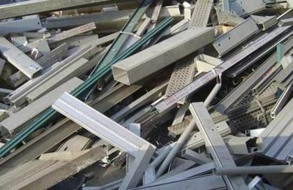佛山高明二手鋁合金回收多少錢一斤