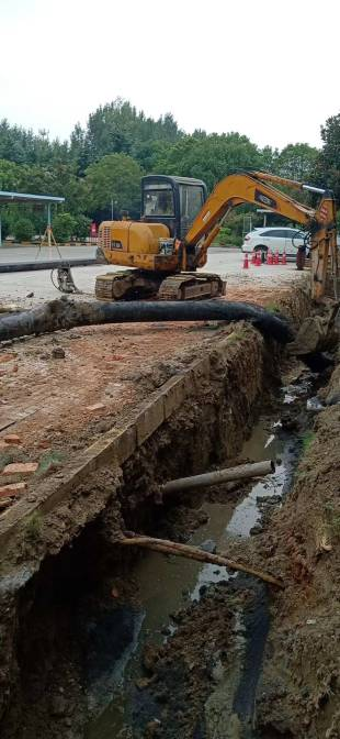 张家港乐余镇非开挖地下管道修复公司设备齐全