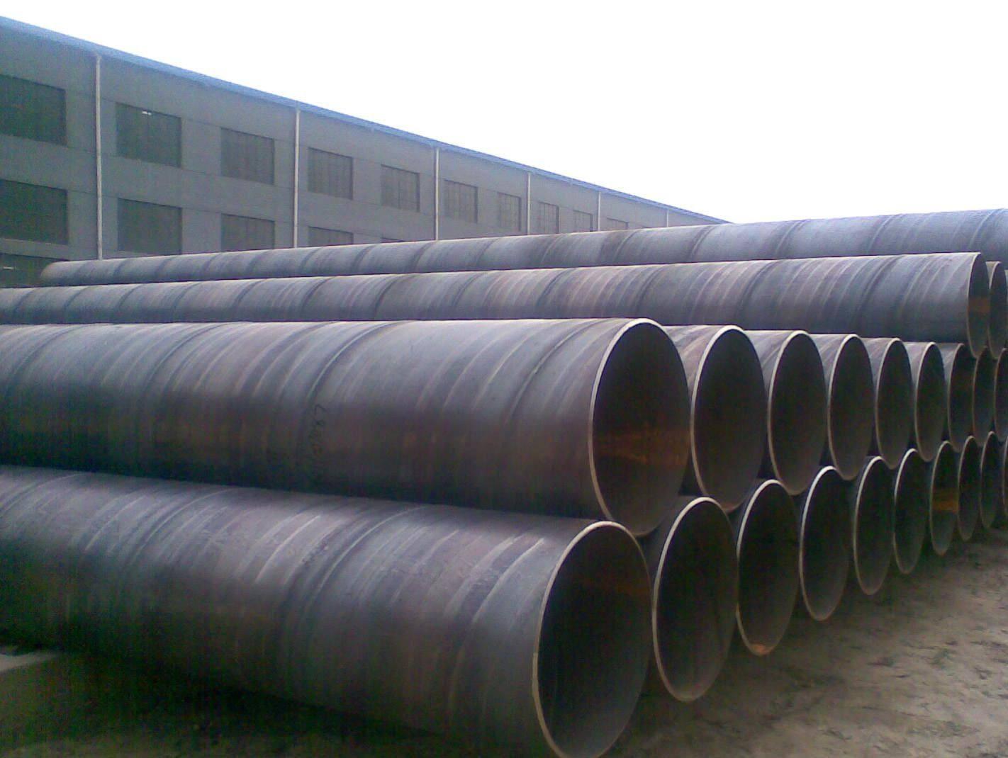 黑龙江省双鸭山市居民小区用螺旋钢管直销价格
