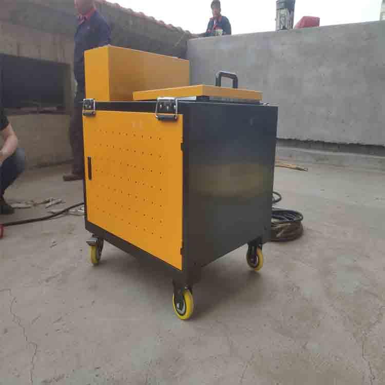 福建省移动式喷涂机非固化溶胶机