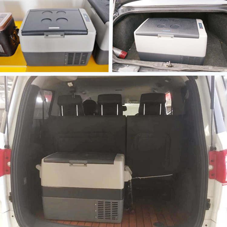 车载冰箱60L温℃-19℃-10℃福意联车载冰箱规格参数