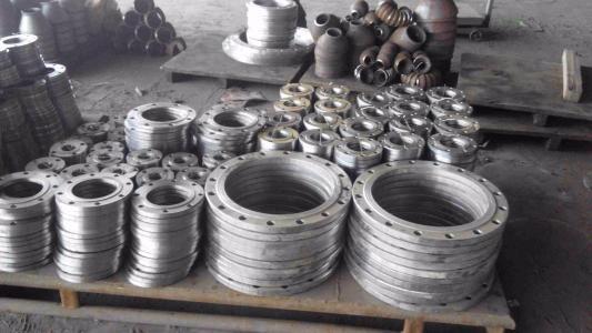 吕梁柳林长颈对焊法兰厂家销售