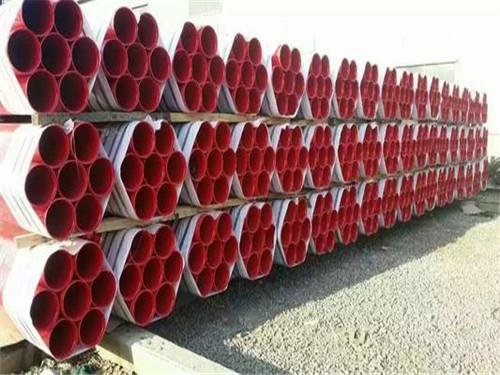 矿用排水用涂塑钢管荆州市-沧州瑞盛管道