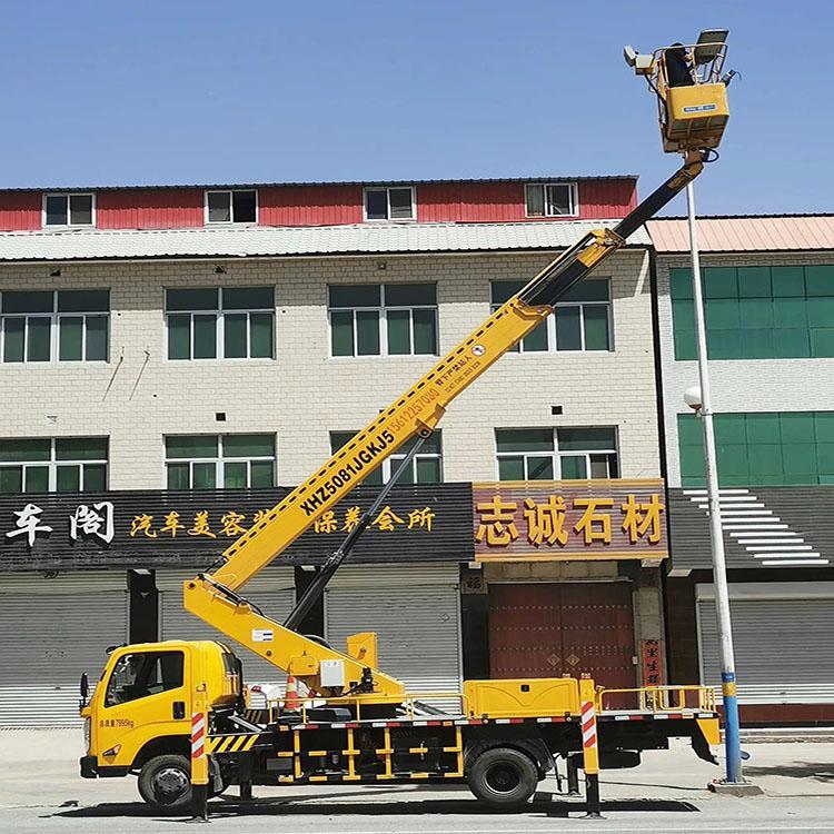 荔湾周边举升车出租云梯车租赁多少钱一天