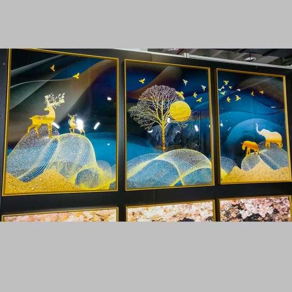 山西阳泉晶瓷画制作全套设备哪里有
