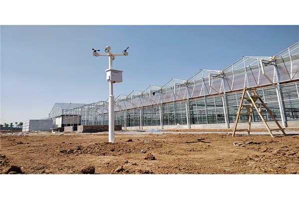 广安智能温室监控系统--奥越信科技