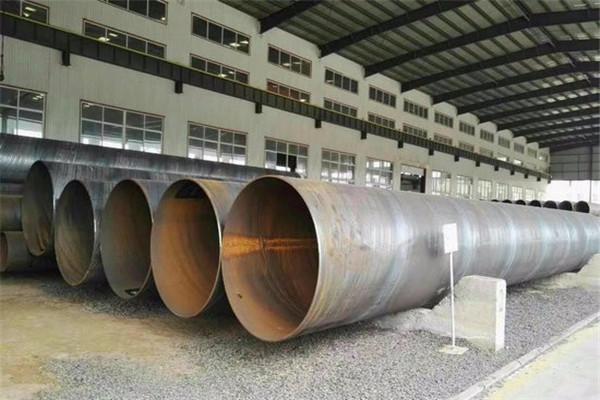 咨询:325mm法兰连接螺旋焊管成品现货