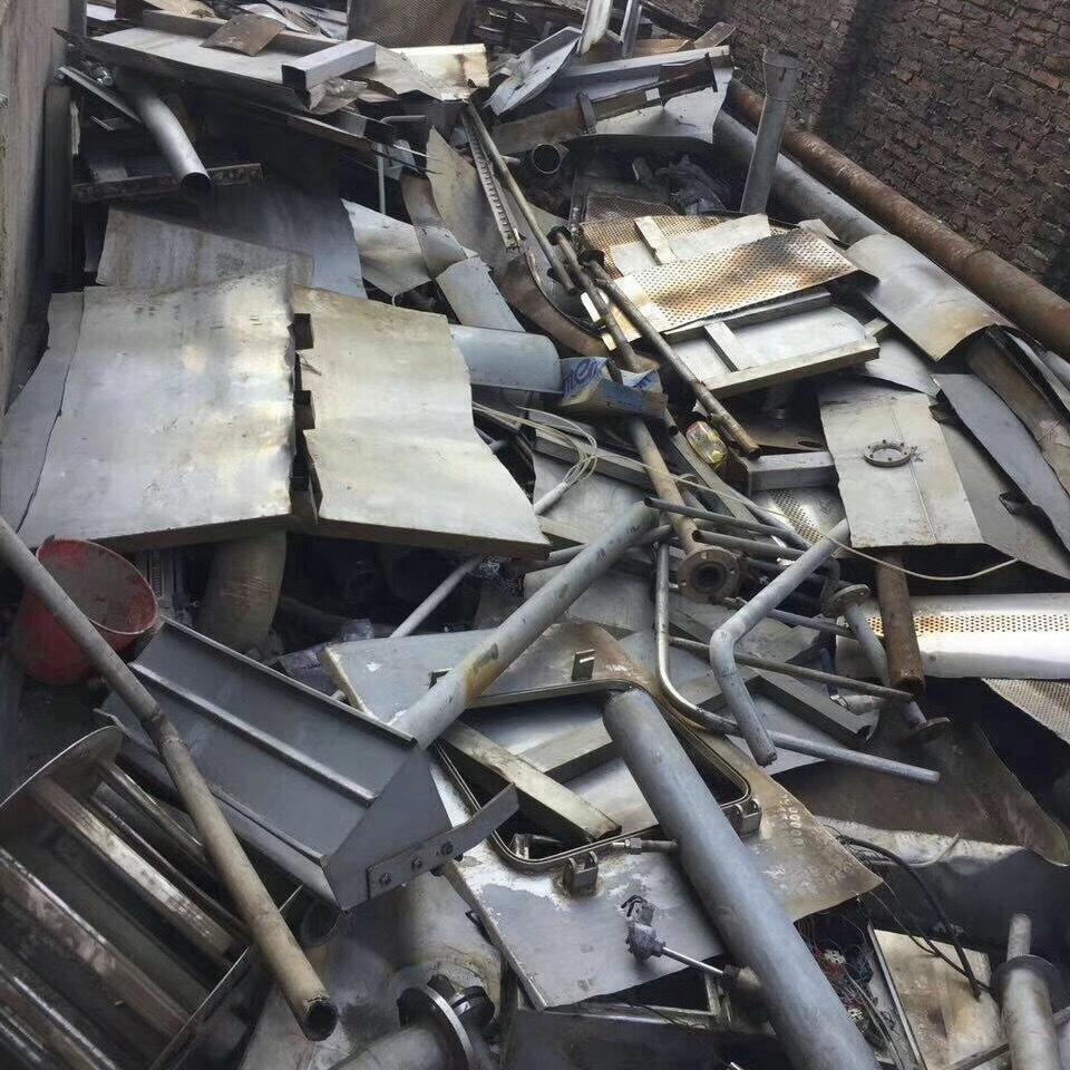 【广东拆除团队】西区街道工业管道设施拆除回收付全款-致力环保