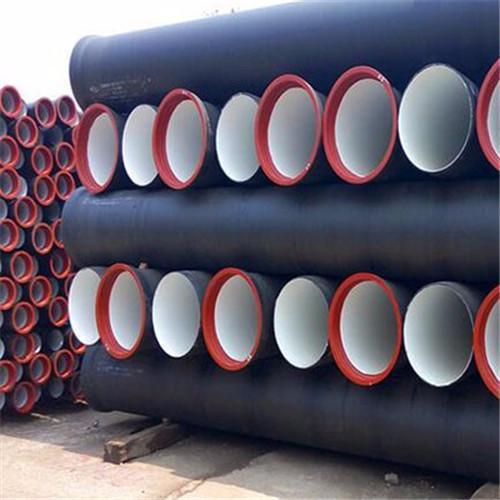 揭阳@DN350供水球墨铸铁管价格