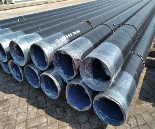 消防用内外涂塑复合钢管输送含颗粒耐磨管道固原