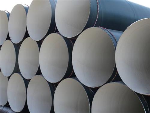 不锈钢衬口涂塑钢管自来水(源水)输送管线临邑