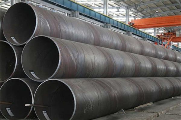 七星DN500*6螺旋焊管现货价格