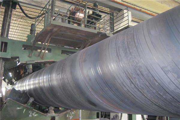 灌云DN1600*16螺旋焊管大型厂家