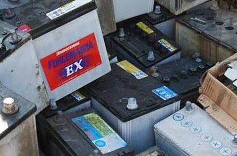 高要市回收電池價格美麗讓您滿意