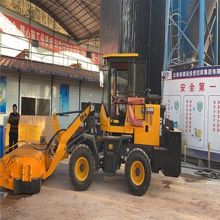 安徽省蚌埠市煤渣扫地车清扫