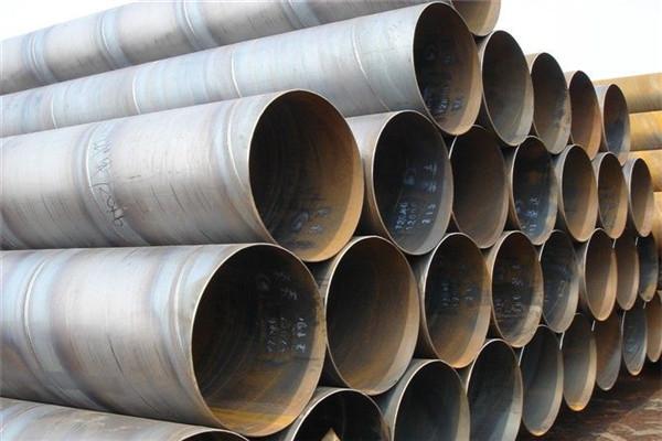 城子河自来水厂用DN600*9螺旋焊管大型厂家