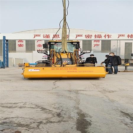 防城港前进式渣土扫路机送货上门