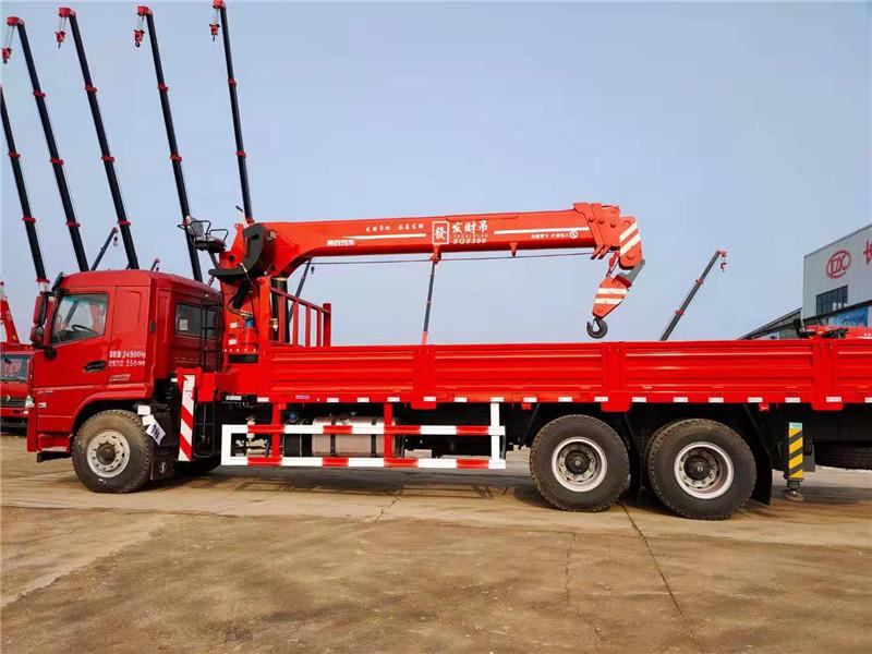 定西三一7吨随车吊配置参数2021新报价