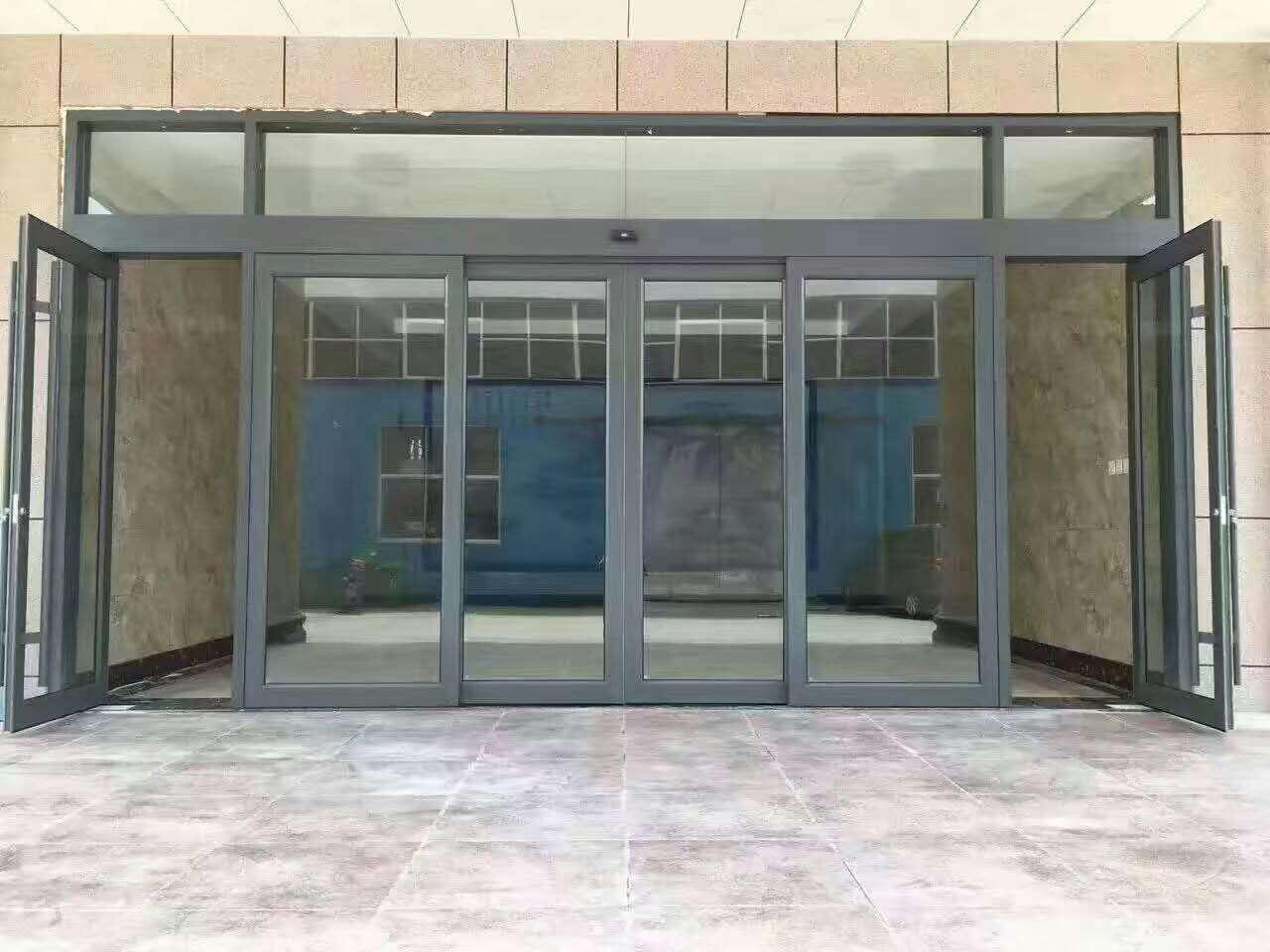 石景山安装玻璃门安装玻璃门