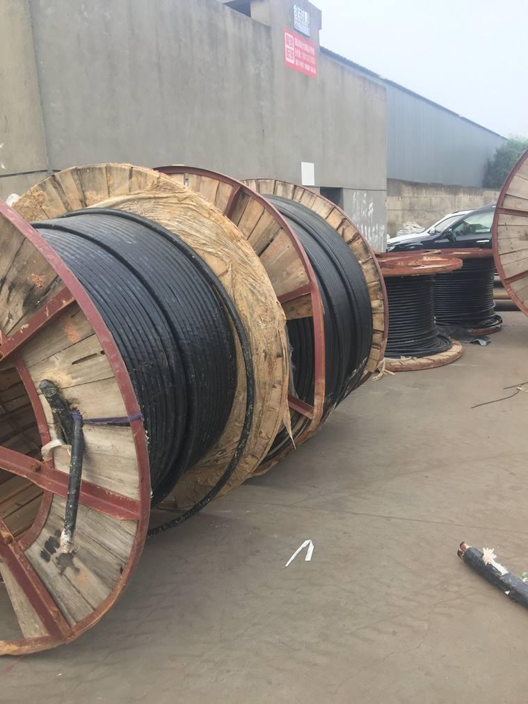 【展华资源】南朗镇拆除回收电力电缆价格逐渐上涨