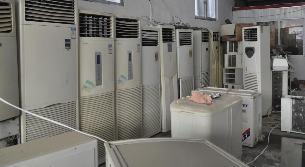 惠州市惠城区二手螺杆机组回收【恒茂制冷】