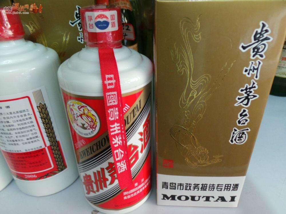 淄川区收购茅台酒)珍品茅台酒整箱价格