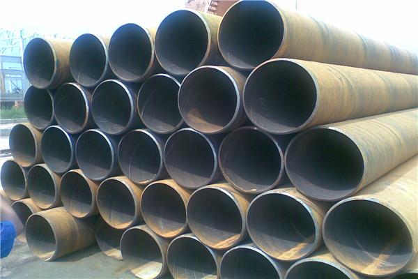 顶管用:529*6焊接螺旋管厂家报价