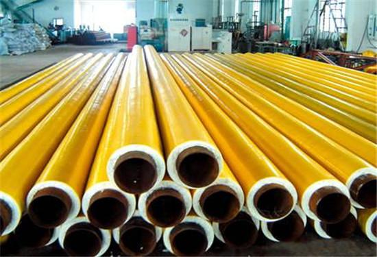 阿坝汶川3pe防腐保温钢管生产厂家
