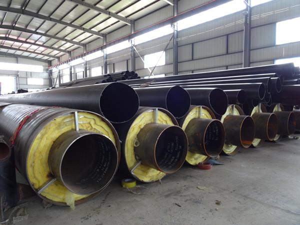 直埋式钢套钢蒸汽保温钢管厂家现货南陵