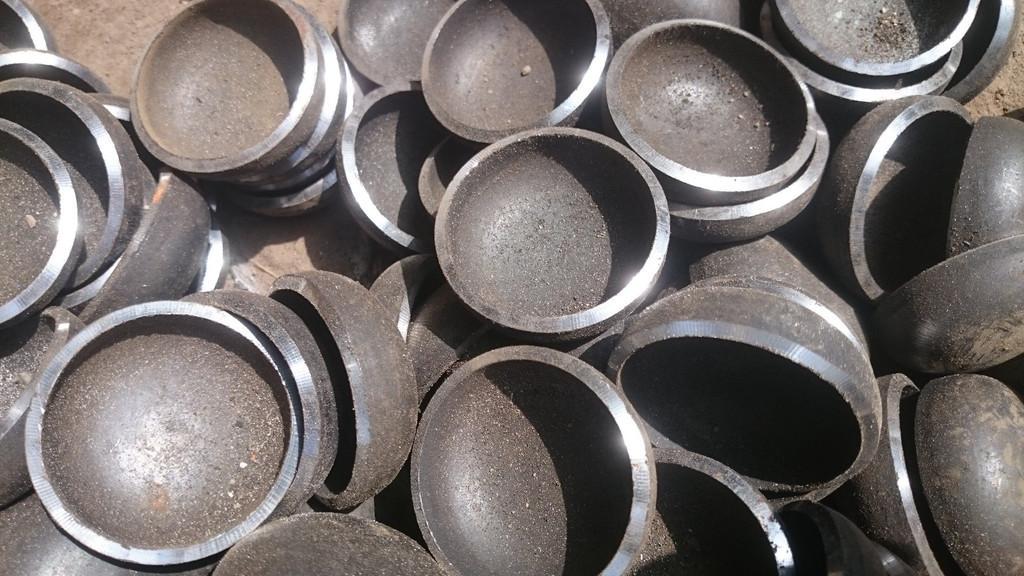 池州东至内旋边半球形不锈钢封头出售