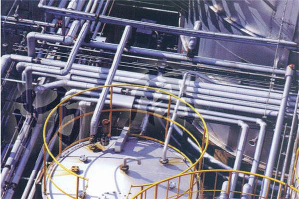 厦门锅炉炉架防腐刷漆公司-专业锅炉钢架防腐施工队